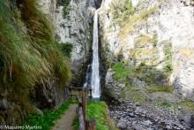 Cascata di Isollaz